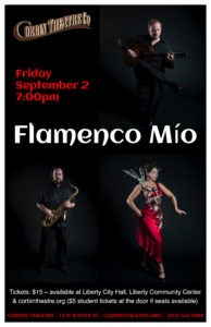 Flamenco Mio SEPT 2 POSTER