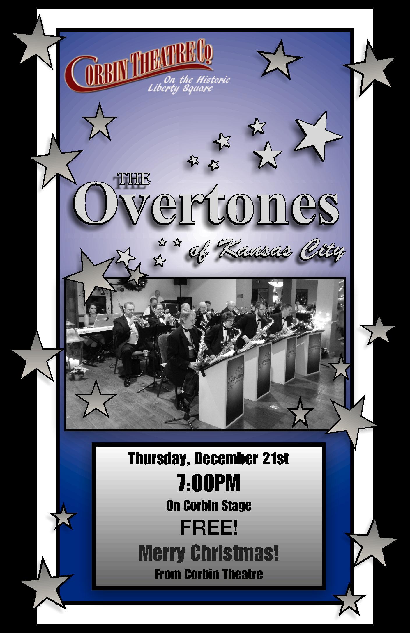 The Overtones of Kansas City - Corbin Theatre