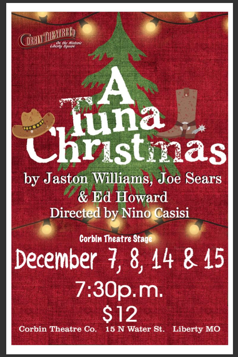 A Tuna Christmas.Greater Tuna Christmas Corbin Theatre